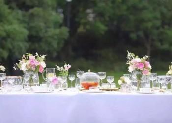 英然 礼仪主题活动 | 花园茶会