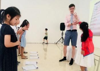 2018.7-8月 暑期英语公众演讲课程