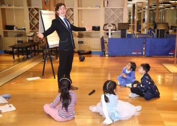 2018.4.14-15 北京 西方少儿礼仪文化精修课程(第二阶段)