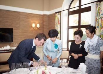 2017.10.27 女主人系列课程之现代家庭管理(迷你课程)北京尼克劳斯俱乐部